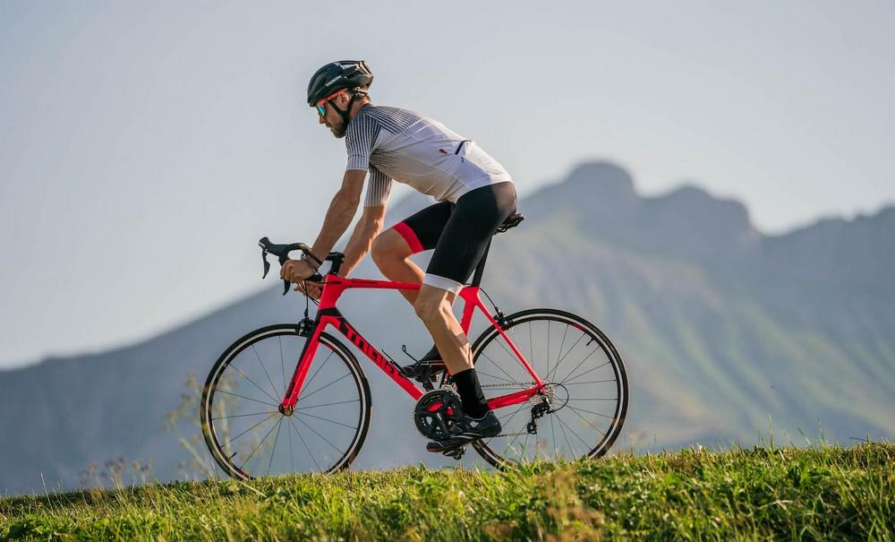 L'équipement pour faire du cyclisme