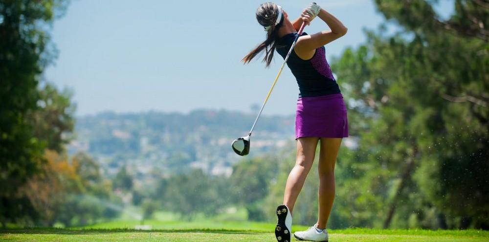 Mesdames, initiez-vous au golf !