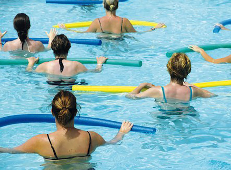 Il n'est jamais trop tard dans la vie pour apprendre à nager
